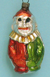Variation of the small clown, 6cm.