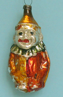 Small clown, 6cm.