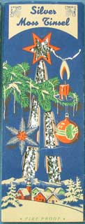 "On the back printed text  ""WESTERN GERMANY"" and  decorated with holly, christmas tree sprig and  mistletoe."